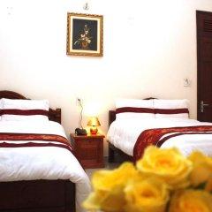 Отель Green Leaves Далат комната для гостей фото 4