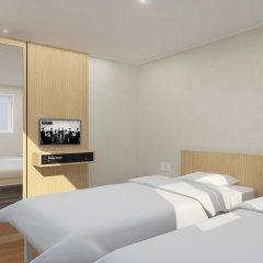 Hotel Sleepy Panda Streamwalk Seoul Jongno комната для гостей фото 2