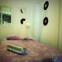 Отель La Familia Resort and Restaurant 3* Стандартный семейный номер с двуспальной кроватью фото 4