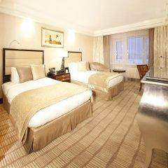 Гостиница Интерконтиненталь Москва 5* Номер Делюкс с разными типами кроватей фото 2