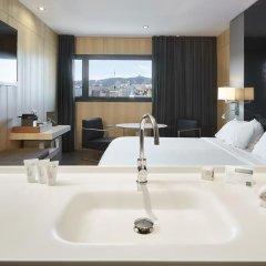 Отель AC Hotel Sants by Marriott Испания, Барселона - отзывы, цены и фото номеров - забронировать отель AC Hotel Sants by Marriott онлайн ванная фото 2