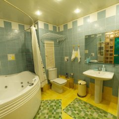 Hostel na Preobrazhenke Tut Zhivut Кровать в общем номере с двухъярусной кроватью фото 5