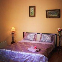 Гостиница Марсель 2* Стандартный семейный номер с различными типами кроватей фото 8