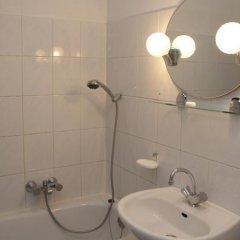 Отель Studios am Alexanderplatz Германия, Берлин - отзывы, цены и фото номеров - забронировать отель Studios am Alexanderplatz онлайн ванная