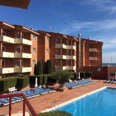 Отель Pierre & Vacances Comarruga бассейн фото 2