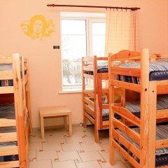 Хостел Х.О. Кровать в общем номере с двухъярусной кроватью фото 18