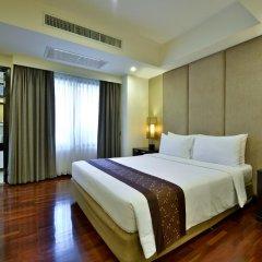 Апартаменты Abloom Exclusive Serviced Apartments Апартаменты с различными типами кроватей