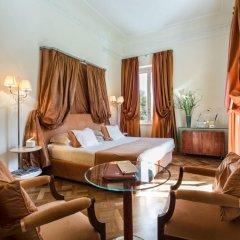 Villa La Vedetta Hotel 5* Номер Делюкс с различными типами кроватей фото 5