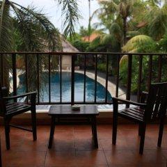Отель Best Western Resort Kuta балкон