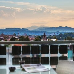 Hotel Aria балкон