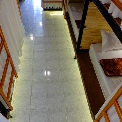 Sleep Owl Hostel Кровать в общем номере с двухъярусной кроватью фото 9
