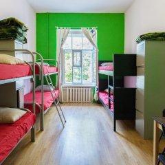 Гостиница Кубахостел Кровать в общем номере с двухъярусной кроватью фото 3