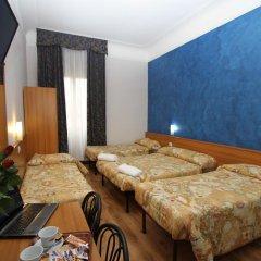 Hotel Brasil Milan Стандартный номер с различными типами кроватей (общая ванная комната) фото 5