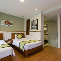 Отель Green Heaven Hoi An Resort & Spa 4* Улучшенный номер