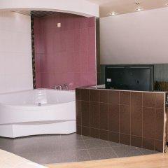 Аибга Отель 3* Студия Делюкс с разными типами кроватей фото 11
