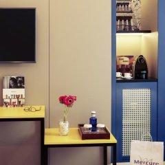 Mercure Madrid Plaza De Espana Hotel 4* Стандартный номер с различными типами кроватей фото 13