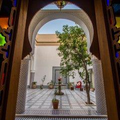 Отель Riad Amor Марокко, Фес - отзывы, цены и фото номеров - забронировать отель Riad Amor онлайн интерьер отеля фото 2