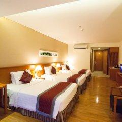 Saigon Hotel 3* Улучшенный номер с различными типами кроватей