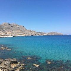 Faliro Hotel пляж