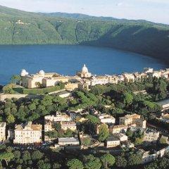 Отель Squarciarelli Италия, Гроттаферрата - отзывы, цены и фото номеров - забронировать отель Squarciarelli онлайн приотельная территория
