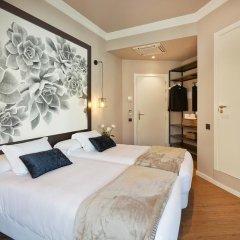 Отель Hostal Central Barcelona Стандартный номер с различными типами кроватей фото 7
