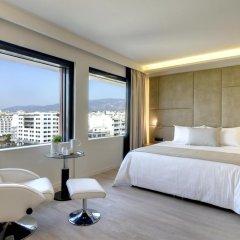 Athens Avenue Hotel 4* Представительский люкс с различными типами кроватей фото 4