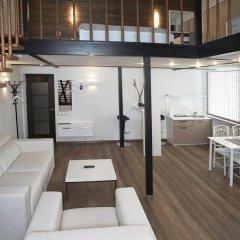 Гостиница Гараж 3* Люкс с различными типами кроватей фото 6