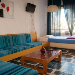 Apollonia Hotel Apartments 4* Люкс с различными типами кроватей фото 14