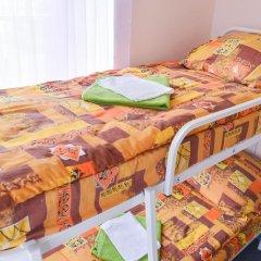 Хостел B&B на Пушкина 2а Кровать в общем номере двухъярусные кровати фото 5