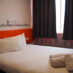 Отель easyHotel London Croydon Великобритания, Лондон - отзывы, цены и фото номеров - забронировать отель easyHotel London Croydon онлайн комната для гостей фото 2