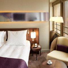 Radisson Blu Hotel Lyon комната для гостей фото 2