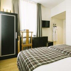 Hotel Pulitzer Paris 4* Стандартный номер с двуспальной кроватью фото 4