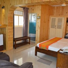 Отель Morning Star Guest House 3* Номер Делюкс с различными типами кроватей фото 6
