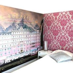 Rivoli Cinema Hostel Стандартный номер разные типы кроватей фото 14