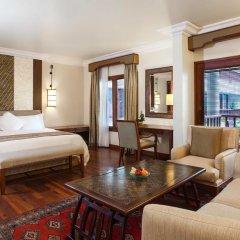 Отель The Laguna, a Luxury Collection Resort & Spa, Nusa Dua, Bali 5* Студия Делюкс с различными типами кроватей фото 7
