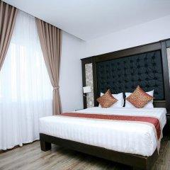 Ha Long Park Hotel 2* Улучшенный номер с различными типами кроватей фото 5