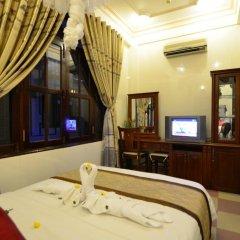Отель Nhi Nhi 3* Улучшенный номер фото 2