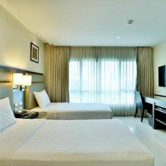 Отель The Prestige 3* Улучшенный номер