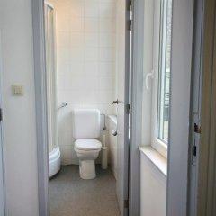 Отель Liège flats ванная фото 2