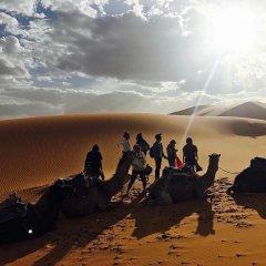 Отель Moda Camp Марокко, Мерзуга - отзывы, цены и фото номеров - забронировать отель Moda Camp онлайн пляж