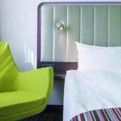 Отель Park Inn by Radisson Nuremberg 3* Стандартный номер с различными типами кроватей фото 2