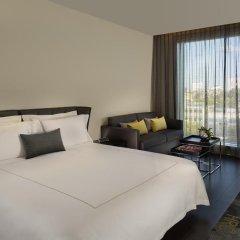 Отель Park Plaza London Waterloo Студия с различными типами кроватей фото 5