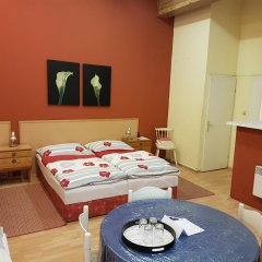 Отель Pension Gross Австрия, Вена - отзывы, цены и фото номеров - забронировать отель Pension Gross онлайн комната для гостей фото 5
