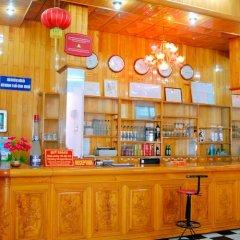 Отель Binh Minh 2 Sapa Hotel Вьетнам, Шапа - отзывы, цены и фото номеров - забронировать отель Binh Minh 2 Sapa Hotel онлайн интерьер отеля