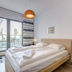 Апартаменты Dom & House - Apartments Waterlane Апартаменты с 2 отдельными кроватями фото 2