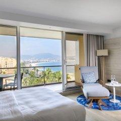 Radisson Blu Hotel, Nice 4* Стандартный номер с двуспальной кроватью фото 8