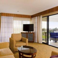 Отель DoubleTree by Hilton Carson 3* Полулюкс с различными типами кроватей фото 3