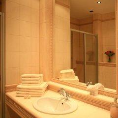 Отель Slunecni Lazne Улучшенные апартаменты