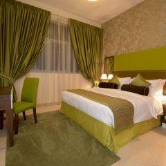 Al Waleed Palace Hotel Apartments-Al Barsha 3* Апартаменты с различными типами кроватей фото 5
