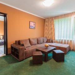 Отель Villa Brigantina 3* Люкс разные типы кроватей фото 13